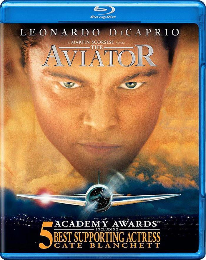 EL AVIADOR - Blu-ray