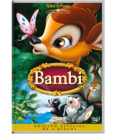 DVD - BAMBI (LOS CLÁSICOS) (EDICIÓN ESPECIAL) - USADA
