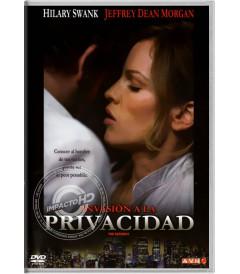 DVD - INVASIÓN A LA PRIVACIDAD (LA VÍCTIMA PERFECTA) - USADA