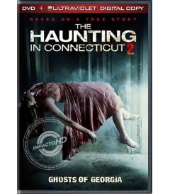 DVD - EXTRAÑAS APARICIONES 2 (THE HAUNTING) - USADA