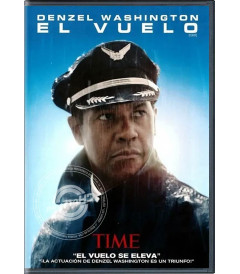 DVD - EL VUELO - USADA
