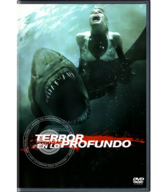 DVD - TERROR EN LO PROFUNDO