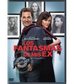 DVD - LOS FANTASMAS DE MIS EX