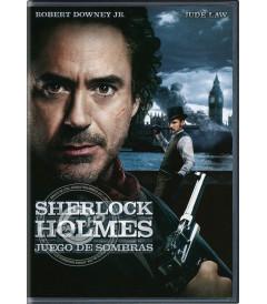 DVD - SHERLOCK HOLMES (JUEGO DE SOMBRAS) - USADA
