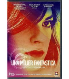 DVD - UNA MUJER FANTÁSTICA - USADA