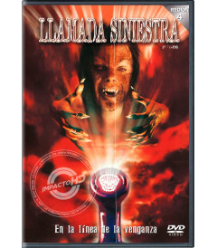 DVD - LLAMADA SINIESTRA (976-EVIL) - USADA