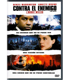 DVD - CONTRA EL ENEMIGO - USADA