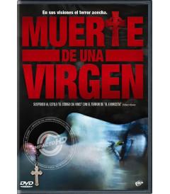 DVD - MUERTE DE UNA VIRGEN - USADA