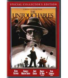 DVD - LOS INTOCABLES (EDICIÓN ESPECIAL COLECCIONISTA) - USADA