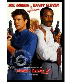 DVD - ARMA MORTAL 3
