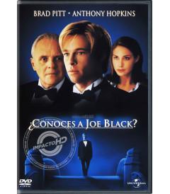DVD - ¿CONOCES A JOE BLACK? - USADA