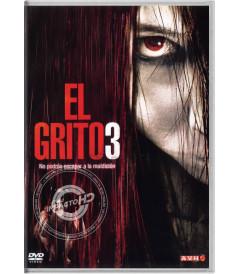 DVD - EL GRITO 3 - USADA