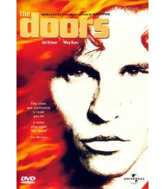 DVD - THE DOORS (EL MITO DE UNA GENERACIÓN) - USADA