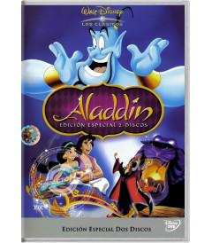 DVD - ALADDÍN (LOS CLÁSICOS) (EDICIÓN ESPECIAL) - USADA