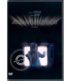 DVD - JUEGOS DIABÓLICOS (1982) - USADA