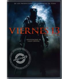 DVD - VIERNES 13 (2009) - USADA