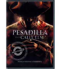 DVD - PESADILLA EN LA CALLE ELM - USADA