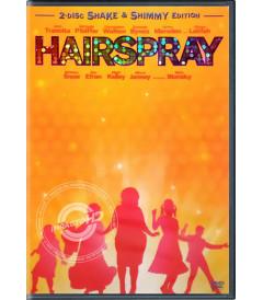 DVD - HAIRSPRAY (EDICIÓN SHAKE & SHIMMY) - USADA