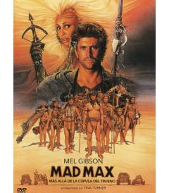 DVD - MAD MAX 3 (MÁS ALLÁ DE LA CÚPULA DEL TRUENO) - USADA