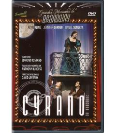 DVD - CYRANO DE BERGERAC (GRANDES MUSICALES DE BROADWAY) - USADA