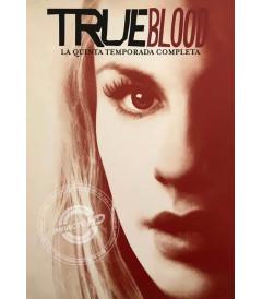 DVD - TRUE BLOOD (5° TEMPORADA COMPLETA) - USADA