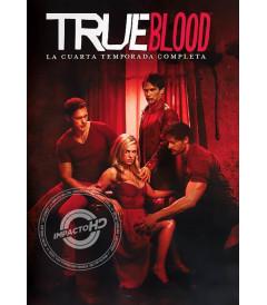 DVD - TRUE BLOOD (4° TEMPORADA COMPLETA) - USADA