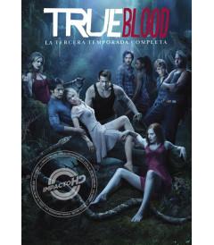 DVD - TRUE BLOOD (3° TEMPORADA COMPLETA) - USADA