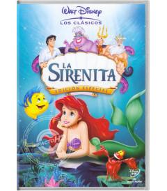 DVD - LA SIRENITA (LOS CLÁSICOS) (EDICIÓN ESPECIAL) - USADA