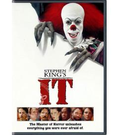 DVD - IT (EL PAYASO ASESINO) - USADA
