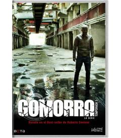DVD - GOMORRA (1° TEMPORADA COMPLETA) - USADA