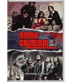 DVD - ROMA CRIMINAL (LA SERIE COMPLETA) - USADA