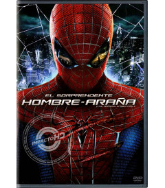 DVD - EL SORPRENDENTE HOMBRE ARAÑA - USADA