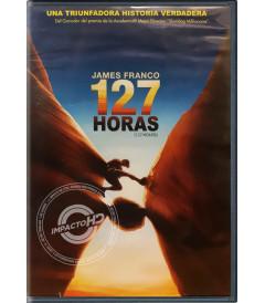 DVD - 127 HORAS - USADA