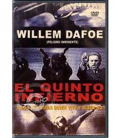 DVD - EL QUINTO INFIERNO - USADA