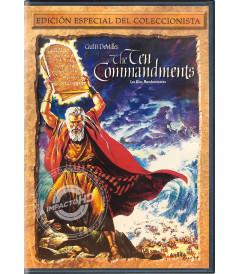 DVD - LOS DIEZ MANDAMIENTOS (EDICIÓN ESPECIAL COLECCIONISTA) - USADA