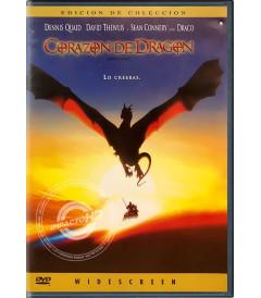 DVD - CORAZÓN DE DRAGÓN (EDICIÓN DE COLECCIÓN) - USADA