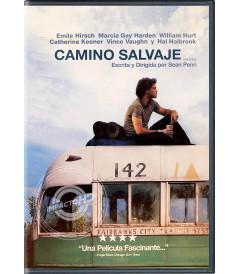 DVD - CAMINO SALVAJE - USADA