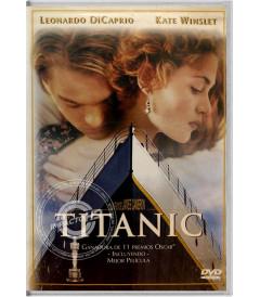 DVD - TITANIC - USADA