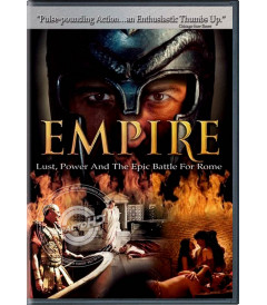 DVD - IMPERIO (1° TEMPORADA) (SIN ESPAÑOL) - USADA