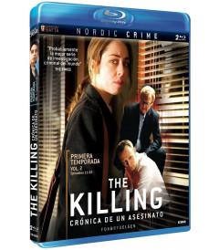 THE KILLING (TEMPORADA 1 VOL. 2) - Blu-ray