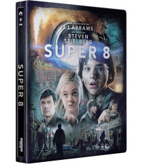 4K UHD - SUPER 8 (STEELBOOK)