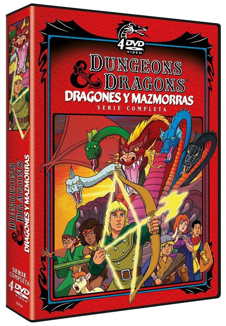 CALABOZOS Y DRAGONES (DRAGONES Y MAZMORRAS)