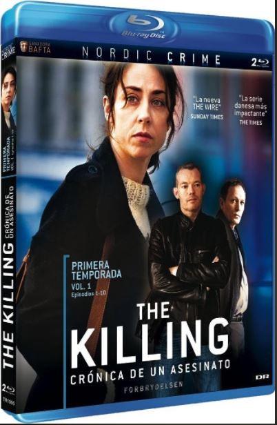 THE KILLING (TEMPORADA 1) - VOL.1 (CAPITULOS 1-10)
