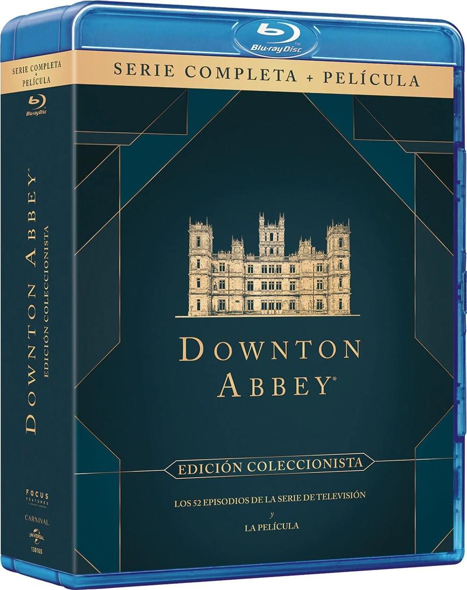 DOWNTON ABBEY SERIE COMPLETA + PELICULA