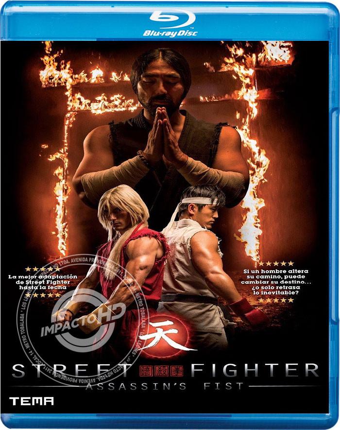 STREET FIGHTER (EL PUÑO ASESINO)