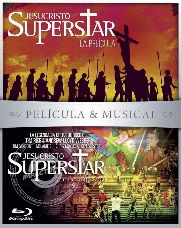 JESUCRISTO SUPERSTAR (PACK PELÍCULA + MÚSICAL)