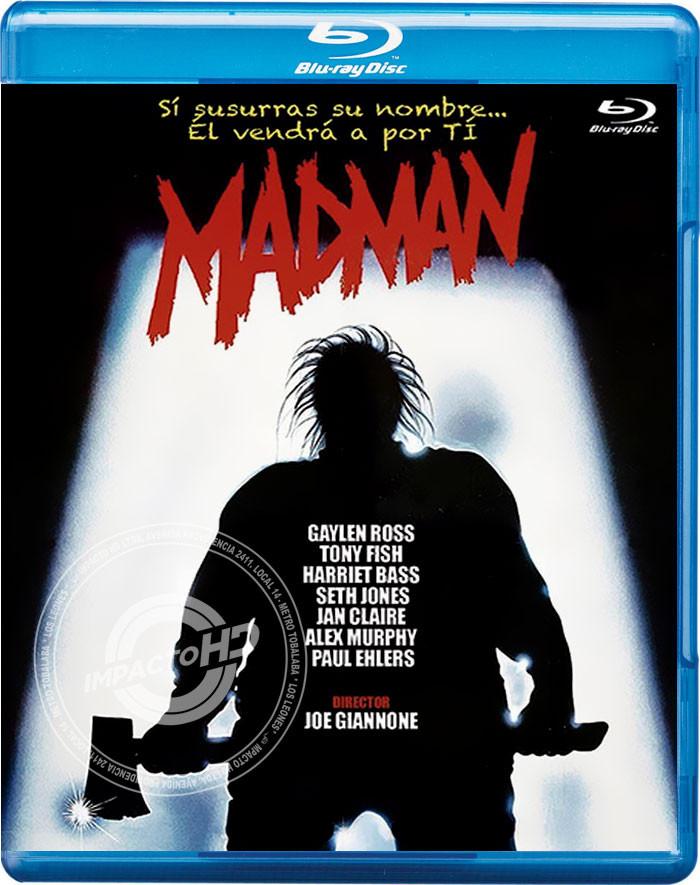 MADMAN (EL LOCO) (BD-R)