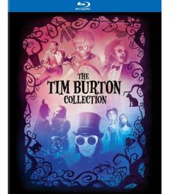 COLECCIÓN TIM BURTON (EDICIÓN DIGIPACK CON LIBRO)