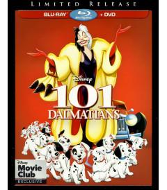 101 DÁLMATAS (LANZAMIENTO LIMITADO DISNEY MOVIE CLUB)