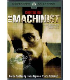 DVD - EL MAQUINISTA (SIN ESPAÑOL)